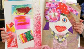 10. Create an Art Journal